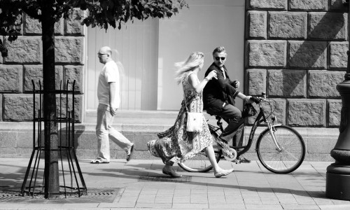 Very Cool Street Shot