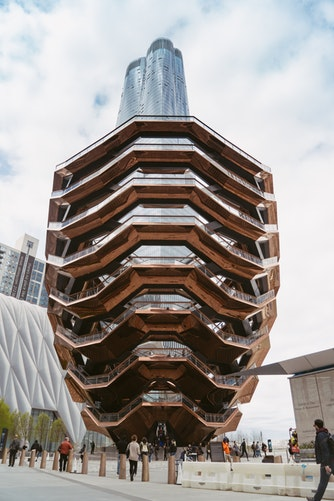 Vessel, New York City, USA