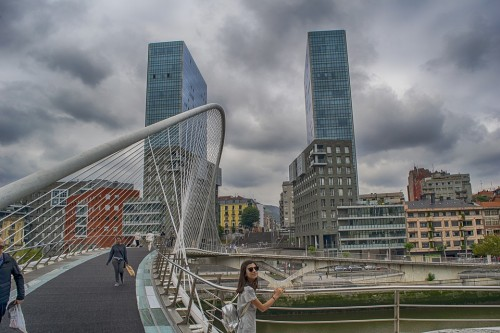 Bilbao - City in Spain