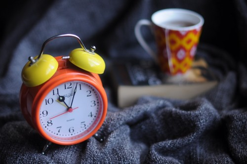 Analog Alarm Clock