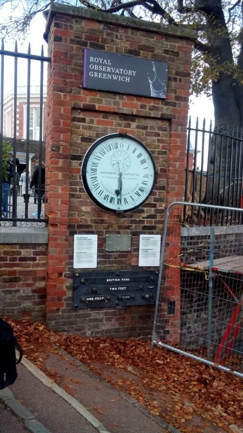 Greenwich Maritime Watch at Greenwich Park