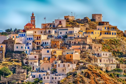 Greece - The City of Colours