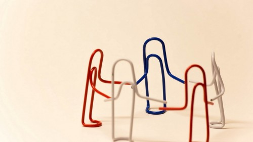 Friendship paperclips