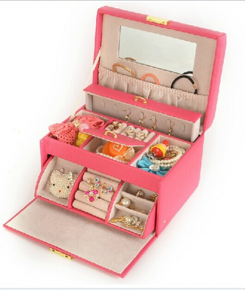 Cute make-up box