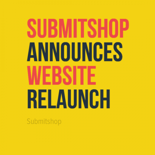 A complete digital marketing solutions provider, Submitshop have announced the relaunch of their website http://www.submitshop.com.