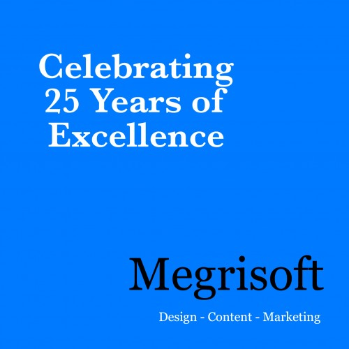 MegriSoft's 25th Year In Business