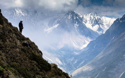 Travel Mountain Nature Asia Landscape Freedom