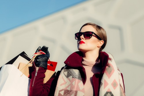 Winter Eyewear Fashion