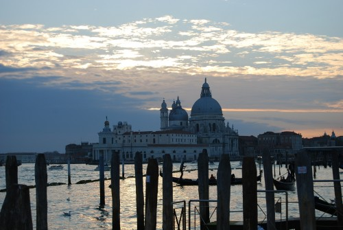 Venice Italy Laguna Sea Church