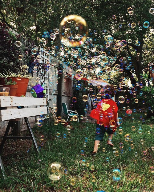 Bubbles All Around