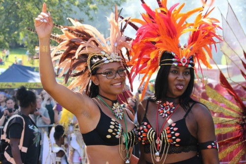 Carnivals In The Uk MARIA SPADAFORA  Leeds West Indian Carnival
