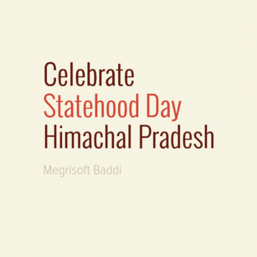 Celebration Himachal Statehood Day with Megrisoft Limited Baddi #indiapictures #worldtravelbook #mothersnature #natureinside #natureaddict #shareyourparadise #photographylovers #justgoshoot  #natgeotravel #ridetheworld #_soi #12 #himachali #love #instapost #celebration #nature #beauty #himachalday #hp @solan #baddi #megrisoftbaddi#megrisoft