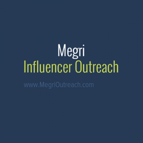 Megri Outreach is offering premium blogger outreach services on more than 50 different themes and industries while making its blog reach up to 4568 influencers & 15000 plus blogs.