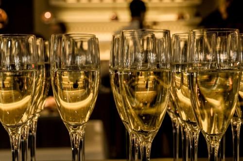 Sparkling Champagne Glasses