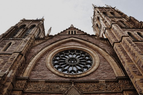 Saint James United Church is a heritage church in downtown Montreal, Quebec.