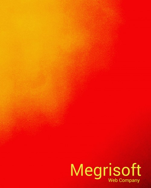 This a picture of Megrisoft in and yellow colors