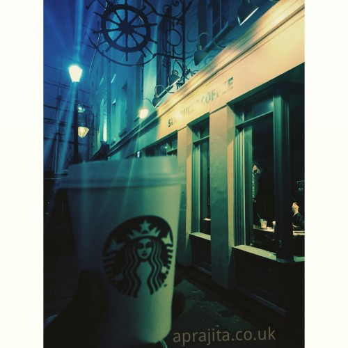 Starbucks Coffee Co. Starbucks is a responsible company. Starbucks will ensure you have support