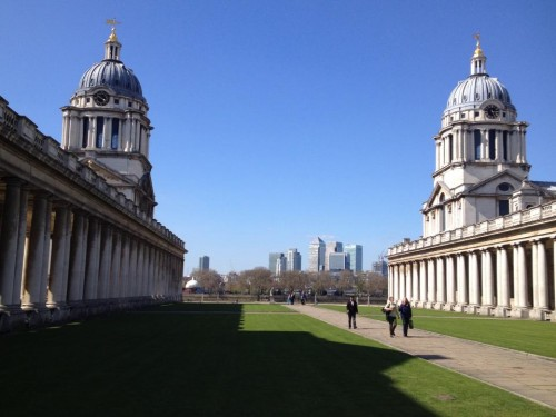 The University of Greenwich is a British, United Kingdom-based university. It has three campuses in London and Kent, England. These are located at Greenwich, in the grounds of the Old Royal Naval College, and in Avery Hill and Medway.